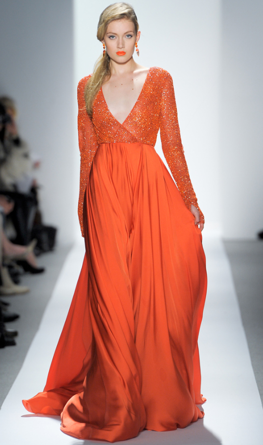 New York Fashion Week Fall 2012: Dennis Basso
