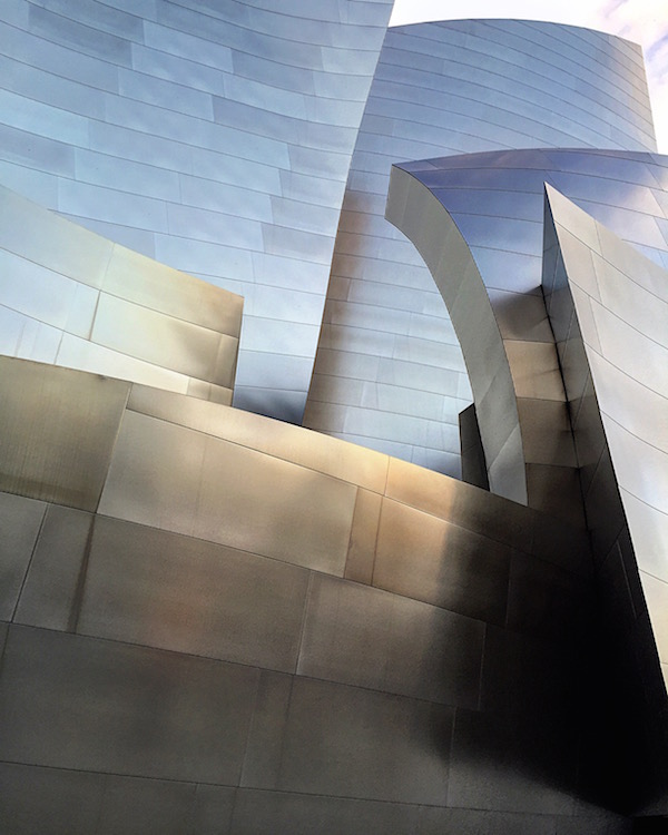 Design Leadership Summit at Frank Gehry's Walt Disney Concert Hall