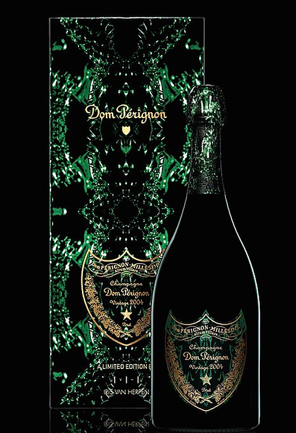 champagne tasting Dom Perignon 2004