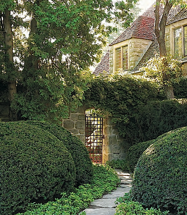 Old Greenwich Beach Cottage: The Landscape Designs Of Doyle Herman