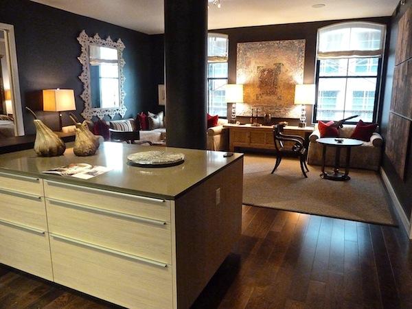 ELLE DECOR Design visions living room
