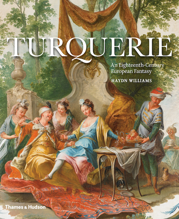Exotic chic of Turquerie