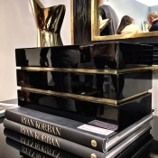 Flair for the Lacquer Company Brass Banded Box at NY Now