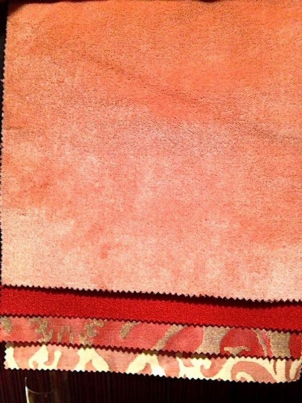 Fortuny Legato cashmere & silk velvet