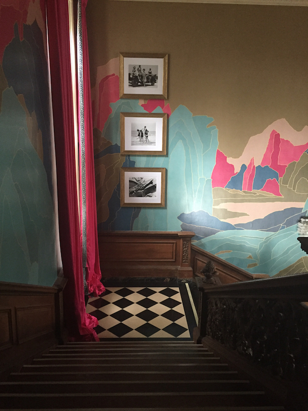 Fromental in Timothy Corrigan's Maison de Luxe entry