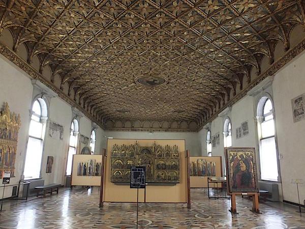 Galleria dell'Accademia museum in Venice