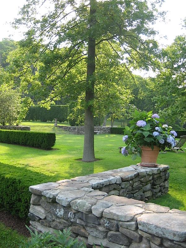 Gil Schafer Garden at Middlefield