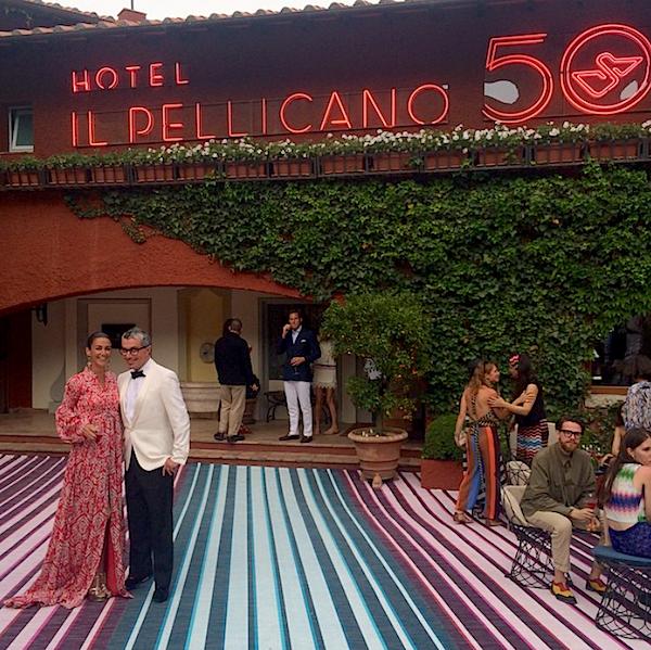 Hotel Il Pellicano 50 via Giorgio Guidotti