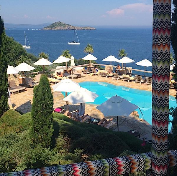 Hotel Il Pellicano 50th anniversary party via Giorgio Guidotti