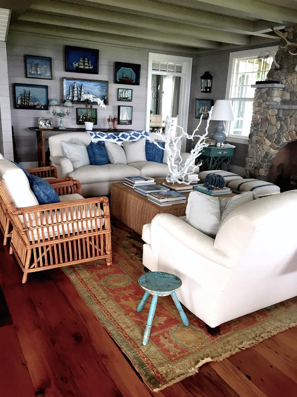 Nantucket House Tour | Stylish in Sconset - Quintessence