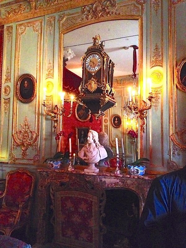 The King's Chamber at Champ de Bataille