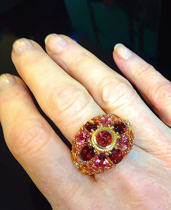 Lalique Fine Jewelry 2014 Soleil de Gaia collection
