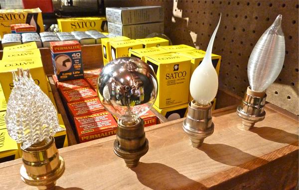 Vintage lightbulbs NYC