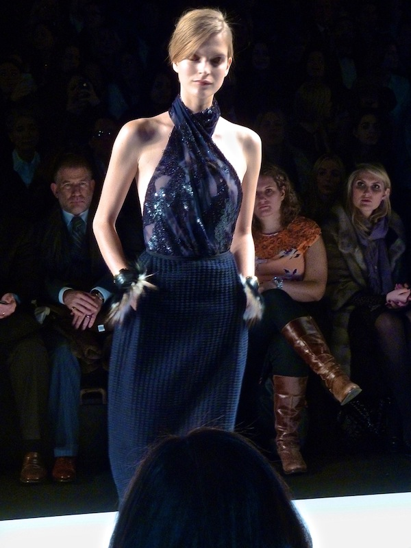 J. Mendel Fall 2013 | Mercedes Benz Fashion Week - Quintessence
