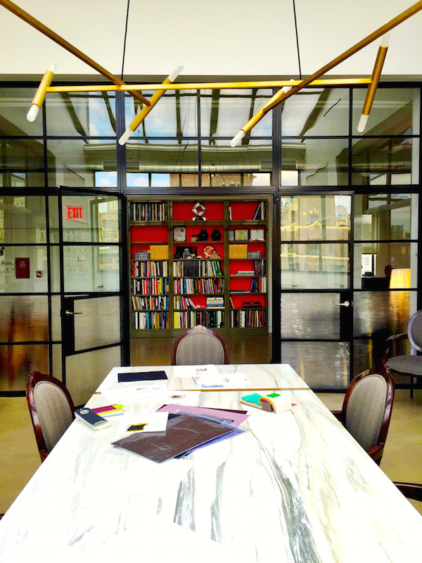 Jamie Drake's office from Kips Bay Showhouse 2015 video