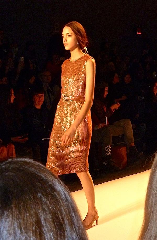 Fall 2013 fashion at Mercedes Benz Fashion Week