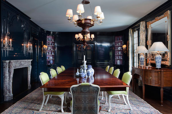 Kevin Isbell dining room