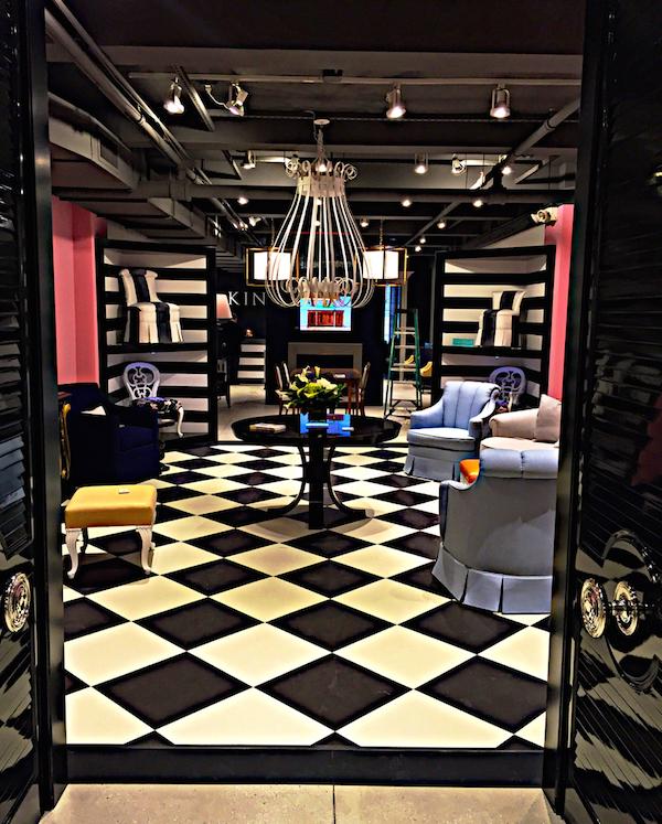 Kindel NY Showroom
