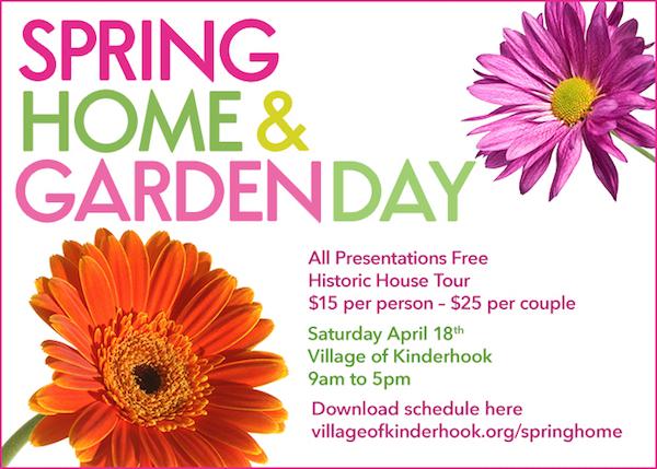 Kinderhook Spring Home & Garden Day