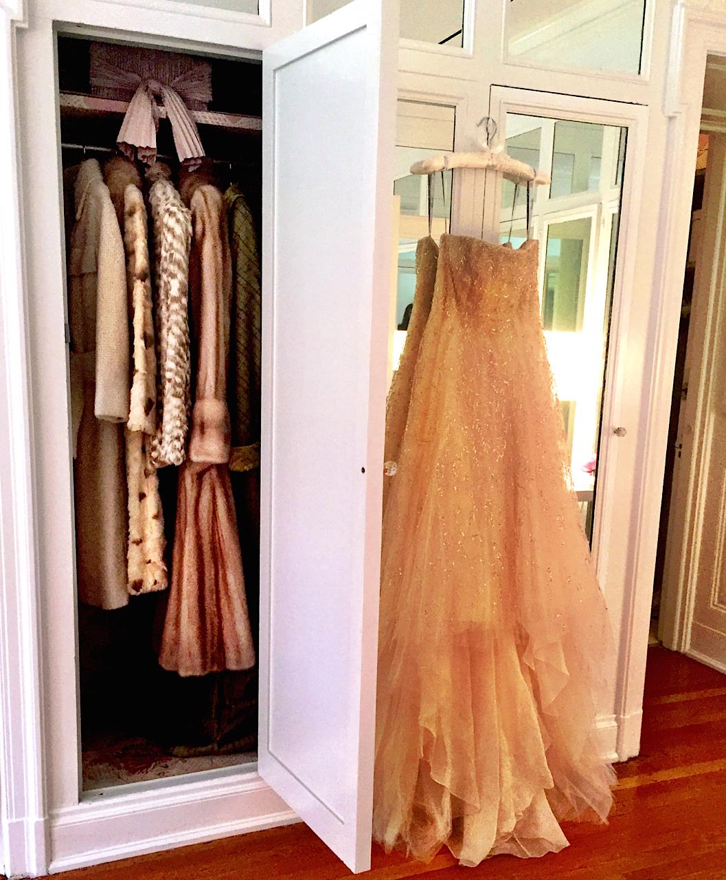 LA Closet at Greystone