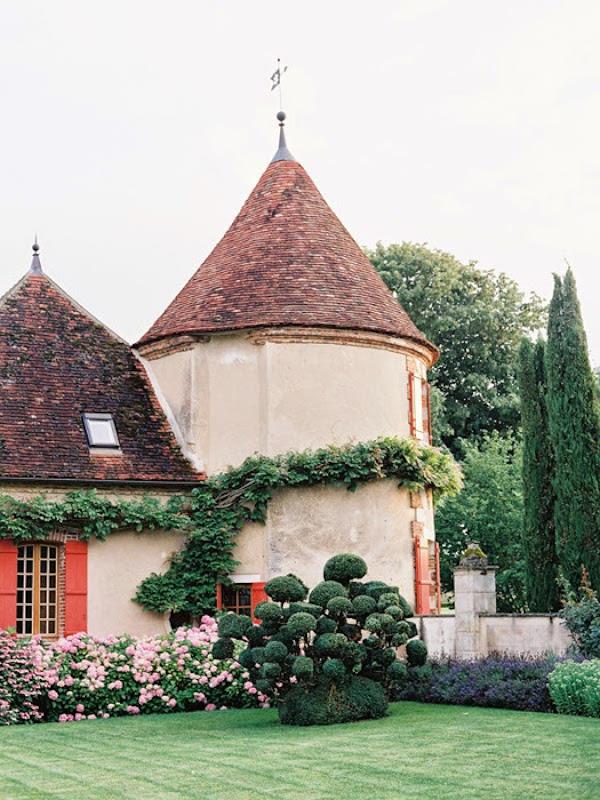 La-Borde-Burgundy via Vanessa Jackman