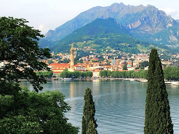 Greetings From Lecco Italy Quintessence