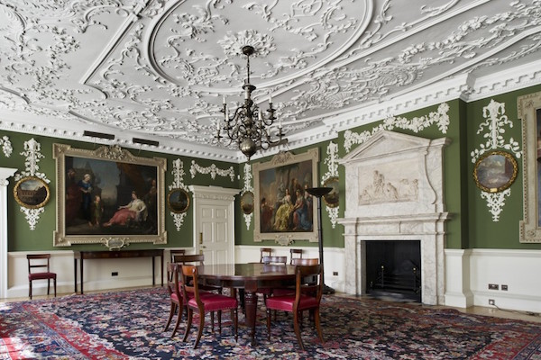 Founding Hospital Court Room in London