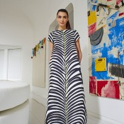 Lisa Perry + Schumacher Zebra Palm