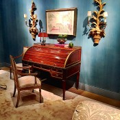 Louis XVI desk at Sotheby's Designer Showhouse auction