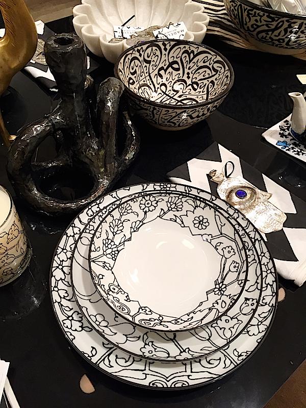Madeline Weinrib porcelain for Augarten at Barney's