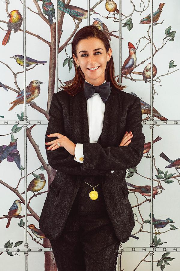 Marie-Louise Sciò of Hotel Il Pellicano