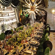 Marks and Frantz for New York Design Center at DIFFA Dining by Design