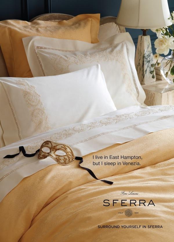 SFERRA linens