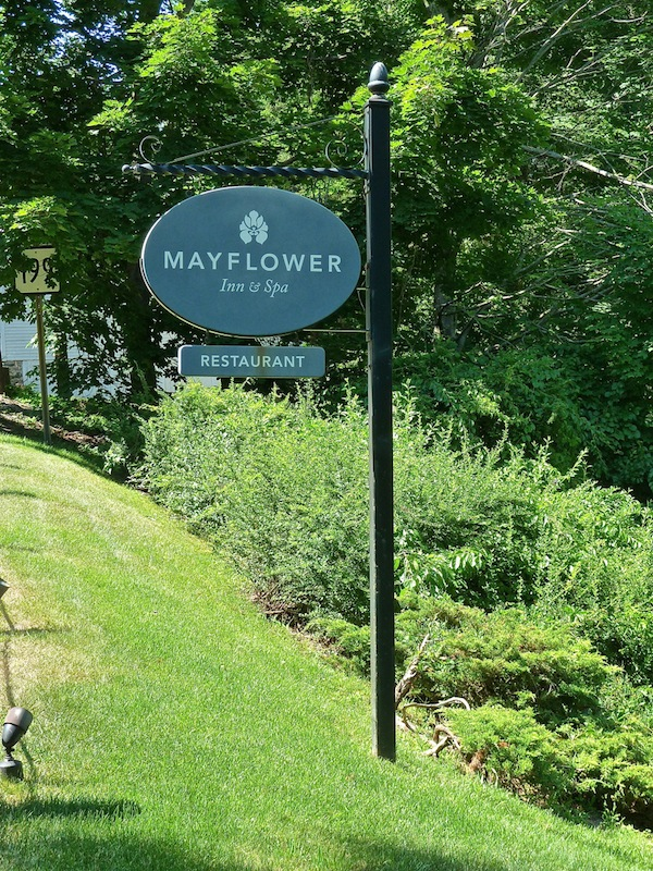 Mayflower Inn in CT