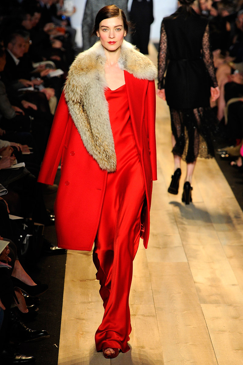 New York Fashion Week Fall 2012: Michael Kors
