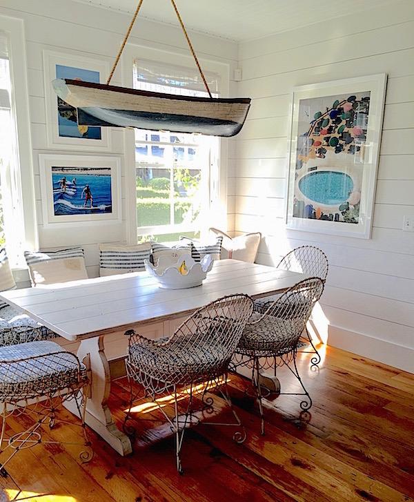 Nantucket House Tour   kitchen