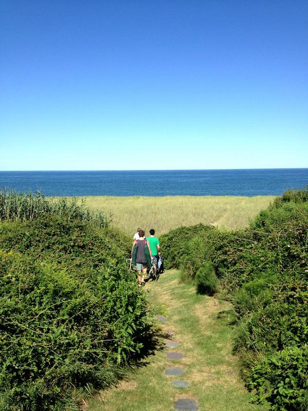 Nantucket beach