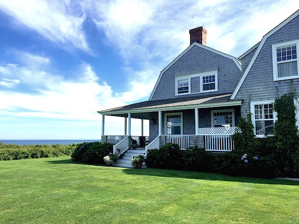 Nantucket house tour