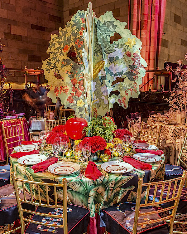 Final Tabletop Inspiration From The Lenox Hill Gala