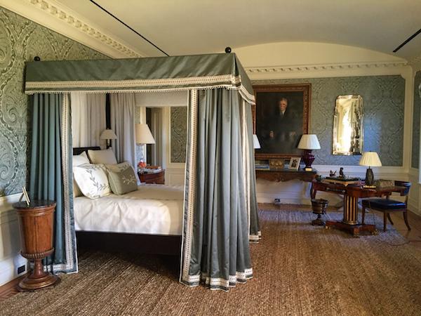 Nina Campbell Greystone Mansion Maison de Luxe