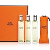 Nomad set fragrance by hermes