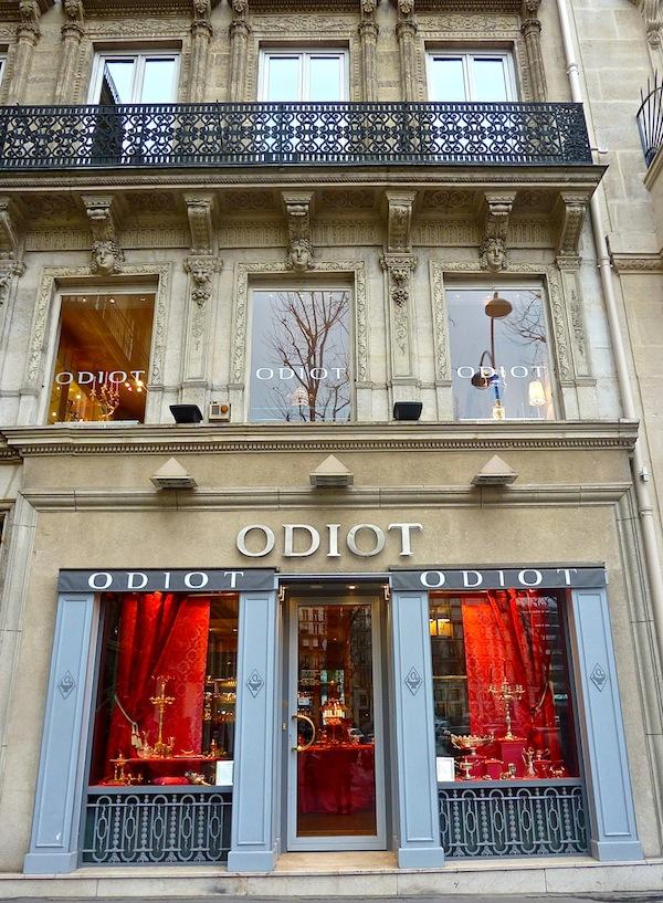 Odiot showroom