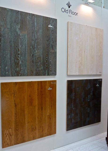 Old Floor Italian wood flooring
