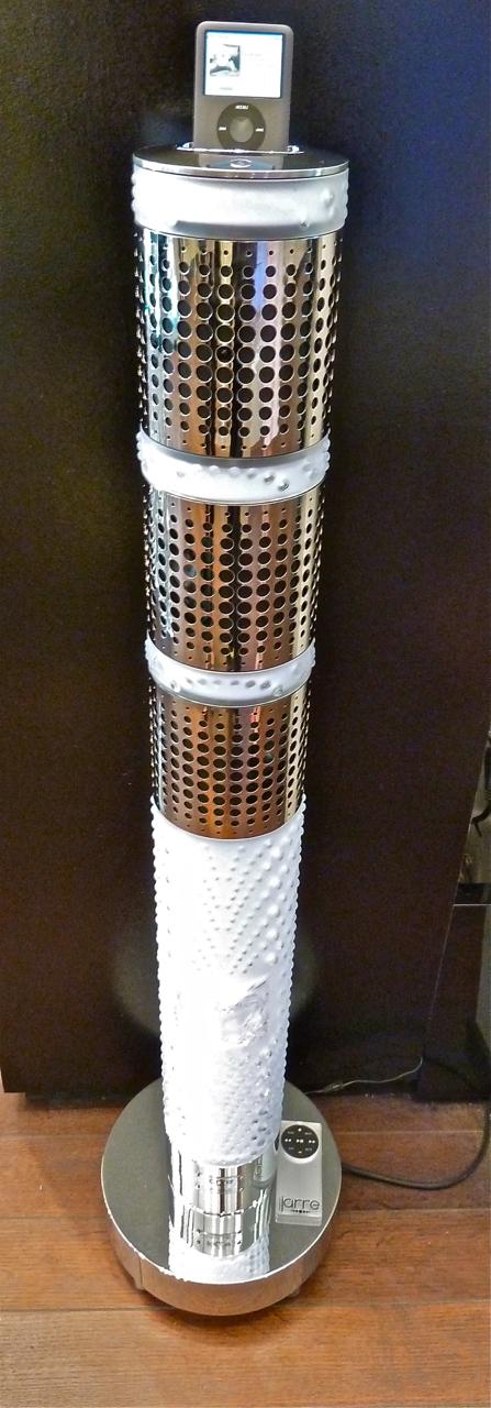 Lalique speaker