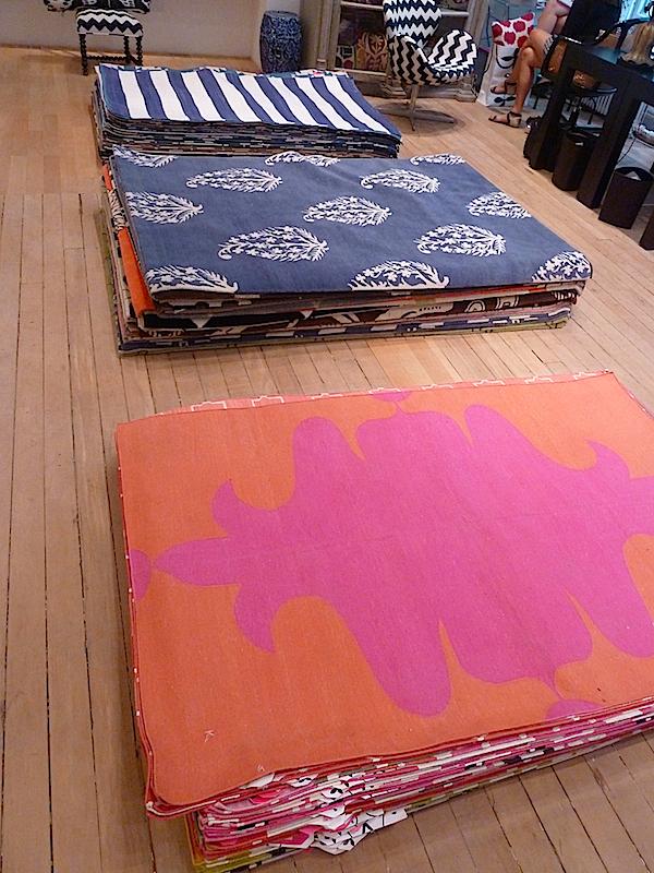 Madeline Weinrib rugs