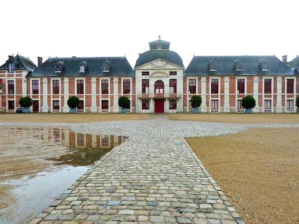 chateau du champ de bastaille