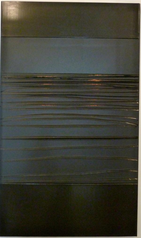 Pierre Solages, Peinture 309 x 181 CM, 12 Décembre 2013