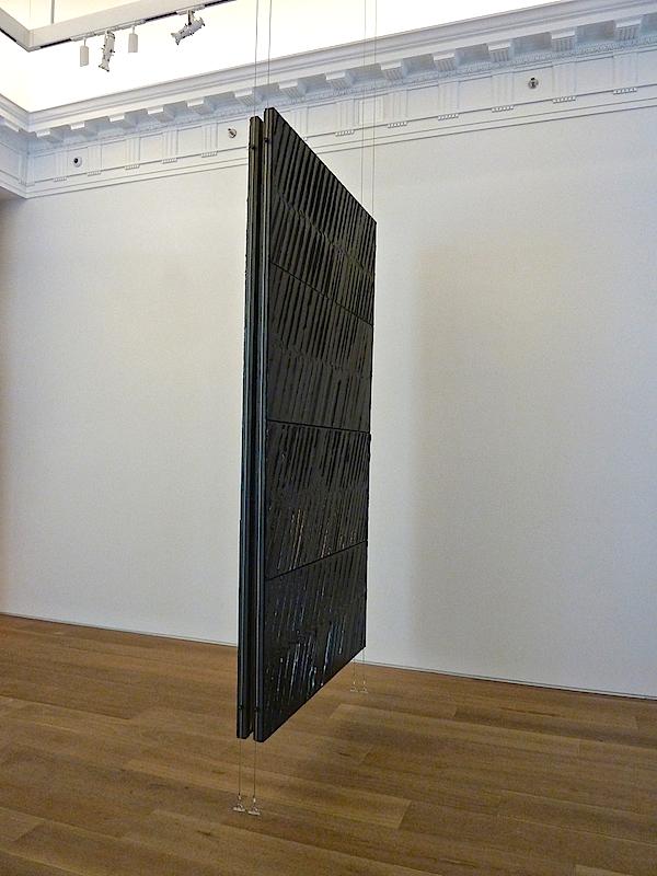Pierre Soulages exhibit