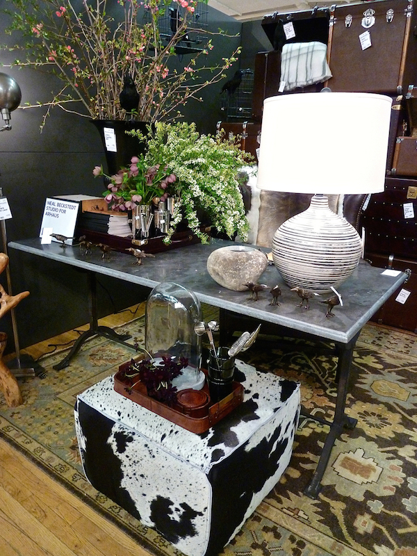 Neal Beckstedt for Arhaus Design on a Dime 10th anniversary