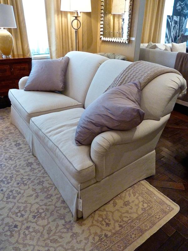 Edward Ferrell + Lewis Mittman Oxford Sofa